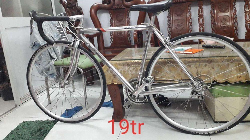 Ra đi 3 em xe đạp NHẬT khung nhôm