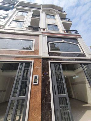 Nhà HXH Phường 24 Bình Thạnh giá rẻ