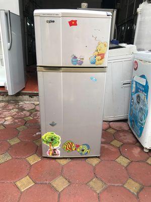 Tủ lạnh sanyo 120l đông tuyết