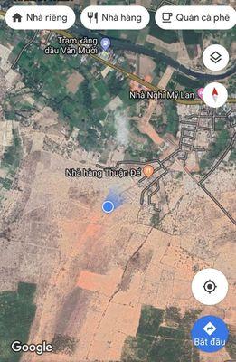 20000m2 đất Thị Trấn cách QL1 chỉ 800m, nhàdân500m