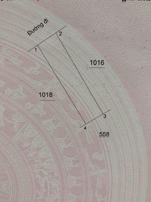 Chính chủ bán lô đất Mỹ Thạnh An, TP Bến Tre 110m2