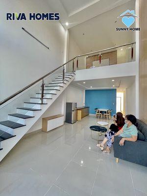 Nhà 1 trệt 1 lầu Mới 100% gần KCN Phan Thiết