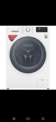 Máy giặt LG inverter 9 kg FC1409S4W( Hàng NEW)