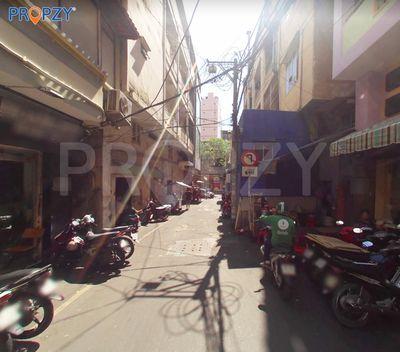 Nhà Hẻm Vip 150 Nguyễn Trãi, Q1, DT 4.15x22m