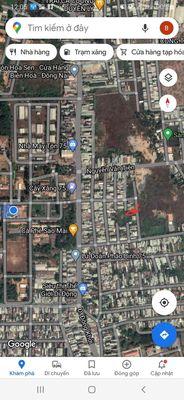 Đất Thành phố Biên Hòa 115m2