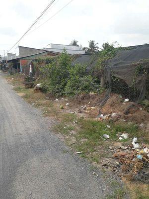 Đất đẹp mặt tiền quốc lộ 57 gần chợ Phú Long