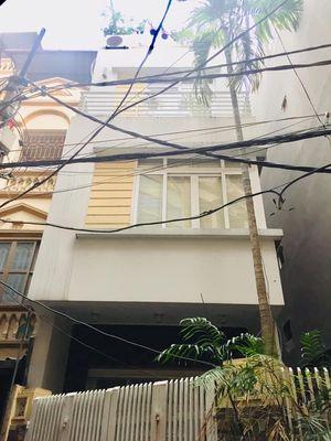 Nhà mới, đẹp phố Phương Mai,oto đỗ cửa.55m2 6,7tỷ