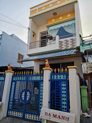 Bán nhà 1T1Lầu Mỹ Phước sau Cung Thiếu Nhi lxag