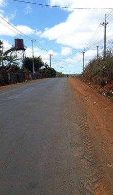 Đất mặt tiền đường tỉnh lộ 6 1680m2