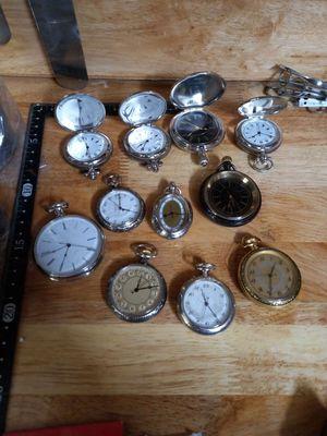 Đồng hồ móc khóa, bỏ túi. Hàng nội địa Nhật