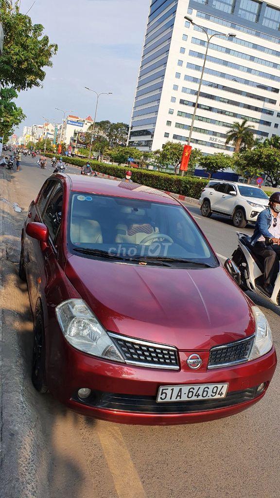 Nissan Tiida AT 2007 Tự động