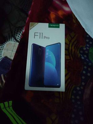Oppo F11 Pro Đen 64 GB