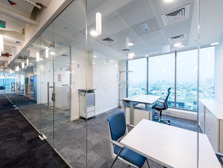 cho thuê văn phòng mặt phố tô vĩnh diện dtsd 125m2