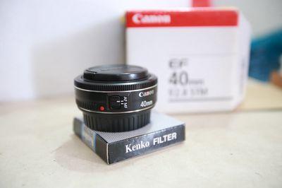 Lens Canon 40mm f/2.8 STM