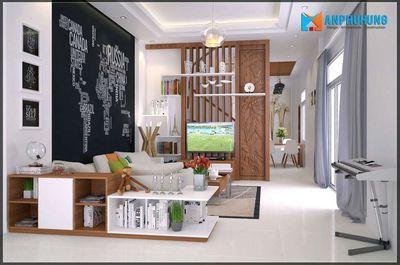 Bán nhà 4.5 X 20 nở hậu 6.9m, MTNB Khu Bình Phú Q6