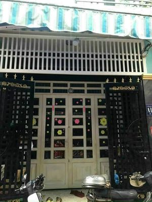 Nhà Đẹp Mặt Tiền Hàn Hải Nguyên Gần Bệnh Viện Q11