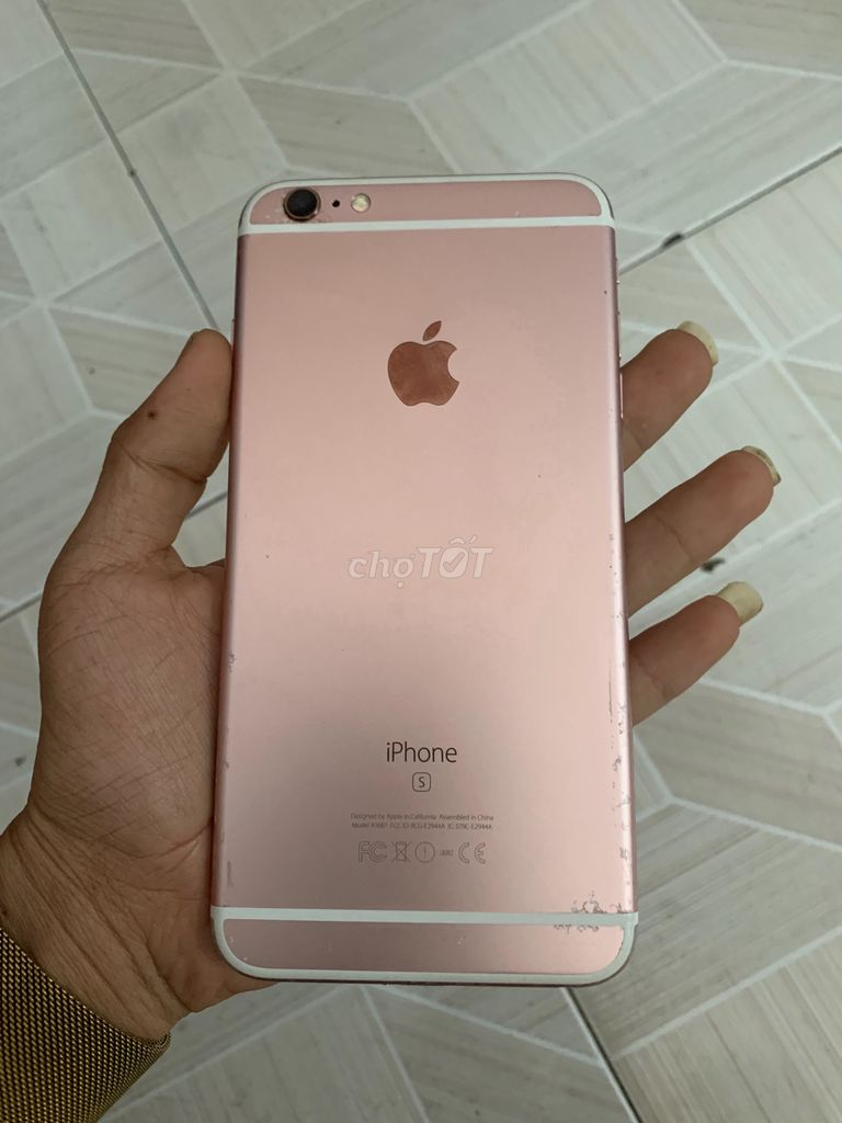 0396009059 - iphone 6s plus 64gb qt mvt