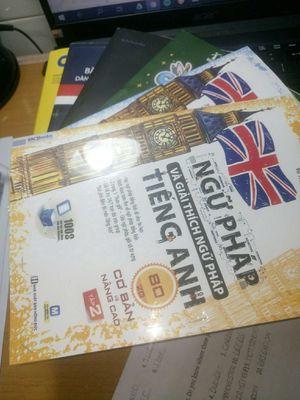 Pass Sách Học Tiếng Anh