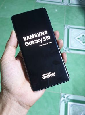 Samsung Galaxy S10 Xanh lá 128 GB