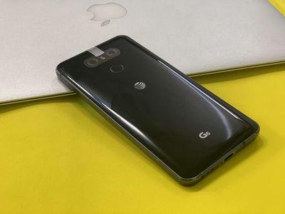 Đăng bán LG G6 màu đen 32gb zin bao test máy