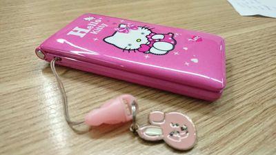 Điện thoại nắp gập dễ thương cho nữ