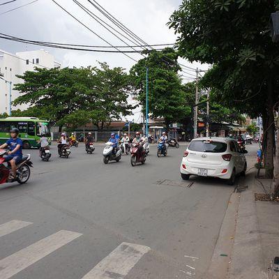 Nhà 2MT Nguyễn Thiện Thuật 6 Tầng 4x17m