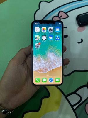 Bán iphone X bản VN/A 64GB bán giá ok