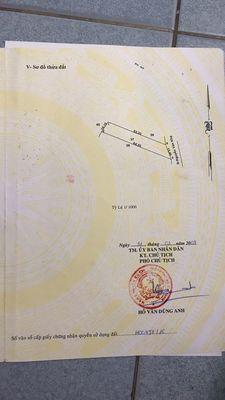 Đất mặt tiền Nguyễn Văn Khạ