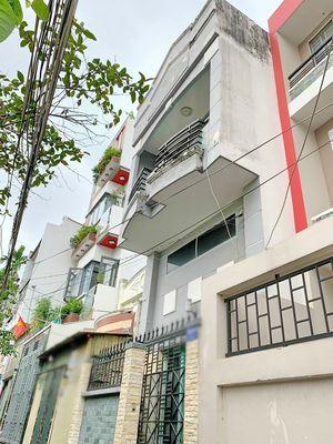 Bán nhà hẻm 1056 Huỳnh Tấn Phát p. Tân Phú Quận 7