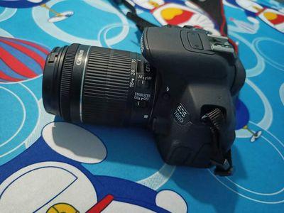 Canon 700D lens kit mới 99,9%