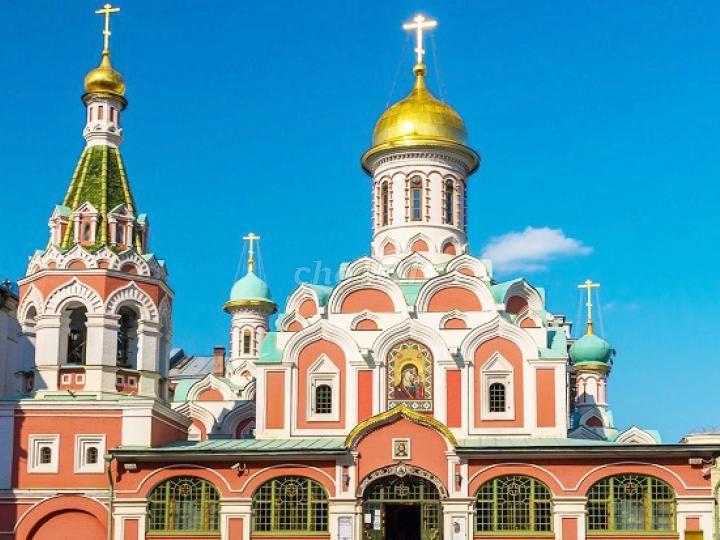 Tour Moscow- Saint petersburg 8d7n