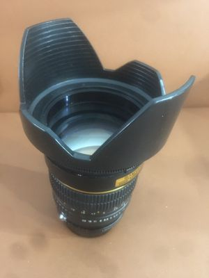 Lens Fix Samyang 85mm F1.4 Xoá phông mịt mù