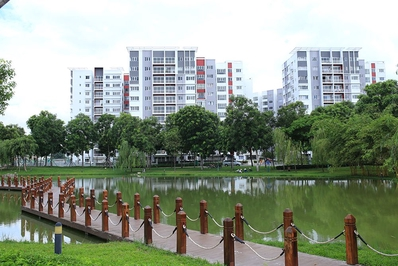 Bán CH Celadon City 69m² 2PN Khu Ruby Giá 2,4 tỷ