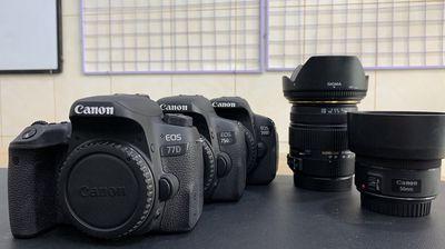 Canon 700D 750D 77D siêu lướt