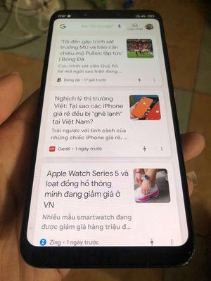 Xiaomi Mi 8 Xanh Coban 6/64gb