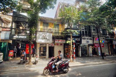 MP Hàng Bông 70m²x2T, MT 5.3m. Vị trí Kim Cương