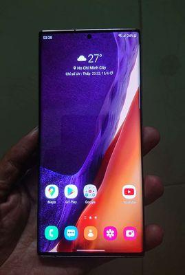 Samsung note 20 ultra 5G Hàn 256GB chíp 865.bán gl