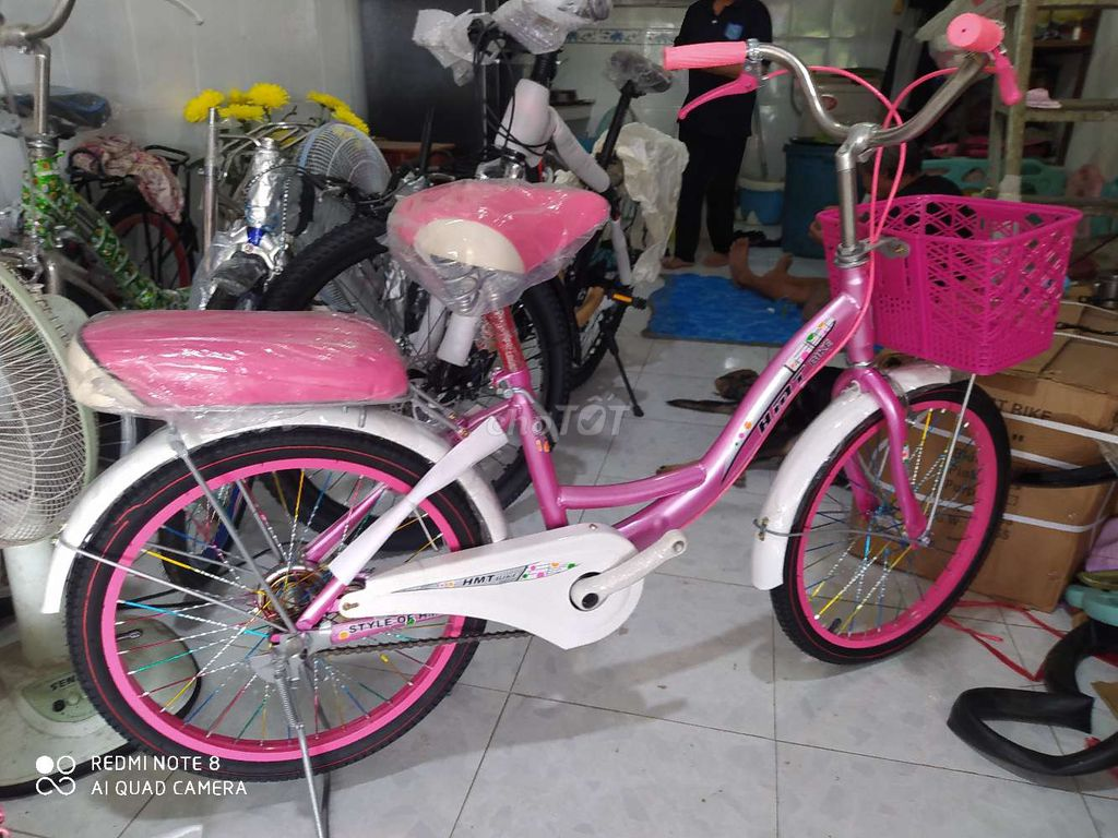 0929853202 - 🚲🚲 XE đạp Mới . Bảo hành 2 năm. Sire 20 inch