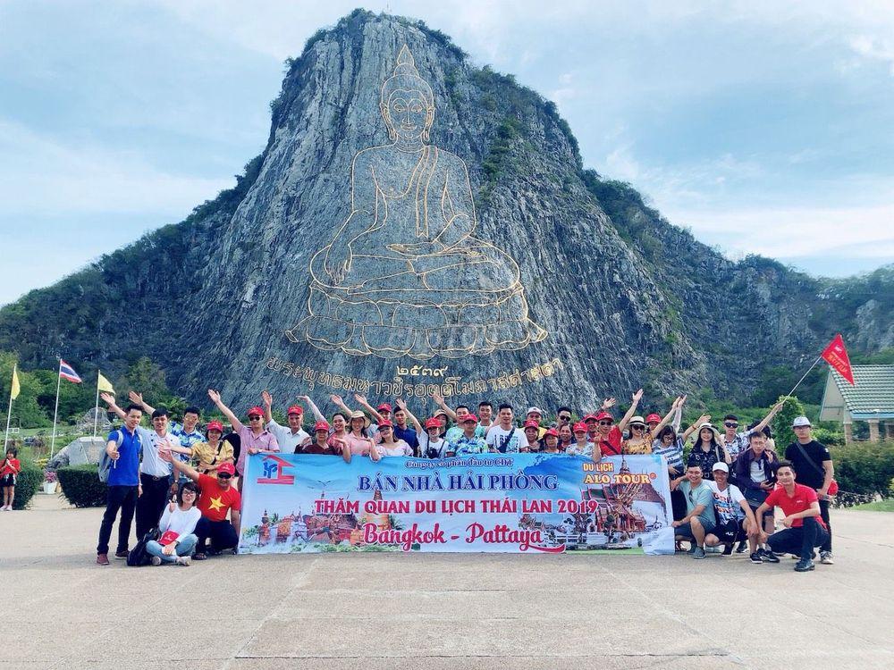 Tour Hải Phòng - Thái Lan giá cực sốc chỉ 5970000đ
