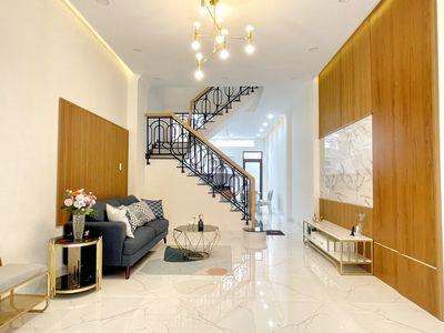 Nhà mới đẹp HXH 4 Lầu, Tỉnh Lộ 10, P. BTĐ B, Q.BT