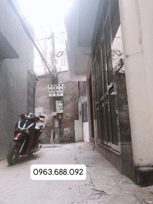 Bán nhà ngõ 51 Thái Hà cách ôtô 15m 100tr/m.