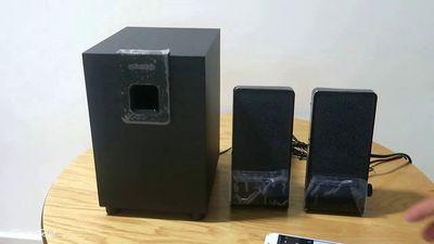Loa Vi Tính 2.1 Microlab M-100 công suất 10W (RMS)