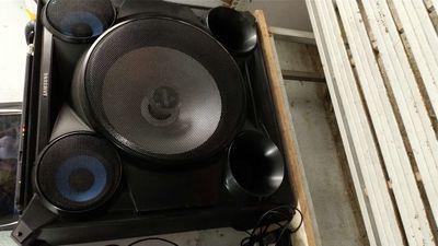 Dàn âm thanh samsung còn zin hết model MX-FS8000