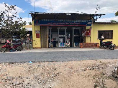 Bán cây xăng tại thị trấn Phước Long