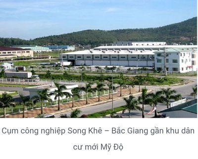 Đất Thành phố Bắc Giang 75m²