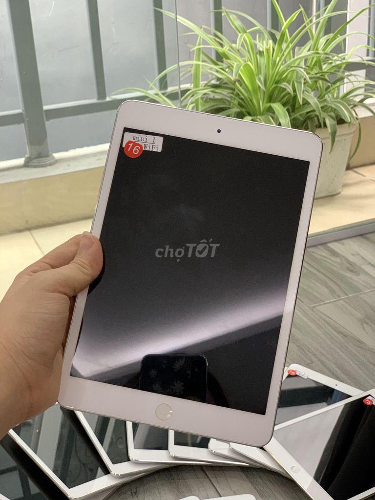 iPad Mini 1 bản only wifi 16GB học online tốt