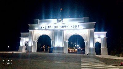 Đất Happy Home Cà Mau 120m²