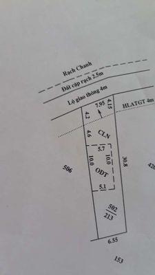 Đất rẻ gần bến phà Rạch Nọc - Ô Môn