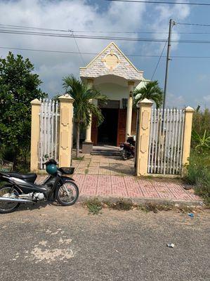 Bán nhà cấp bốn phường Mỹ Hoà TPLX An Giang