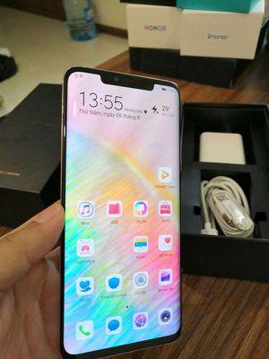 Huawei mate 20 pro ram 8g bộ nhớ 128g hồng hiếm